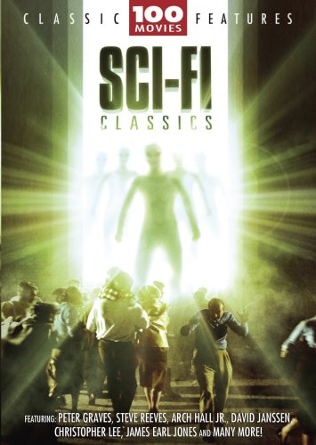 Sci-Fi Classics 100 Movie Pack by DIGITAL1STOP