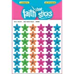 Star Smile Faces (Faith That Sticks Stickers)