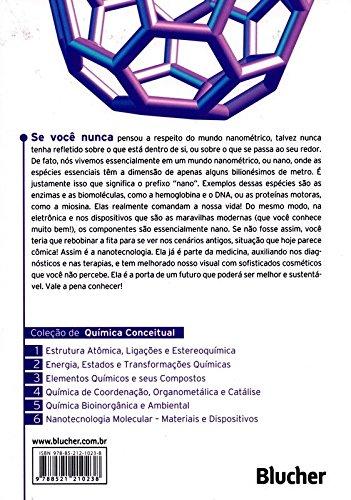 Química Conceitual. Nanotecnologia Molecular. Materiais e ...