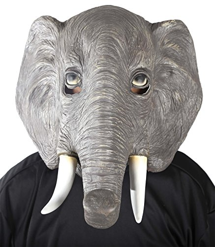 UHC President Republican Elephant Theme Party Halloween Costume Mask