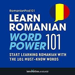 Learn Romanian - Word Power 101