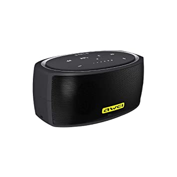 Portable Wireless Bluetooth 3.0 with NFC Function Enhanced Bass and Mic