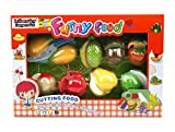 Liberty Imports Kitchen Fun Cutting Fruits Super