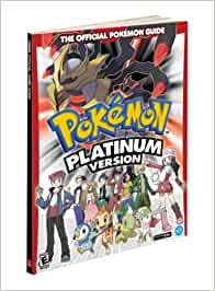 Pokemon Platinum: The Official Pokemon Strategy Guide With Mini ...