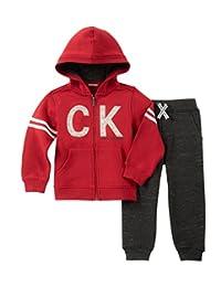 Calvin Klein - Juego de 2 Piezas para bebé