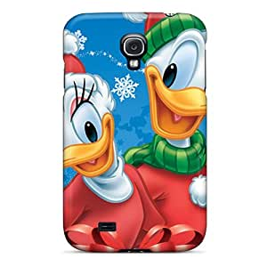 Tpu Fashionable Design Donald Duck Rugged Case Cover For Galaxy S4 New