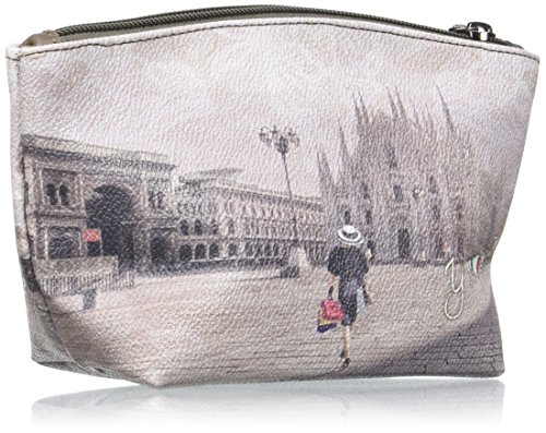 YNOT i-308, Organizer Borsa Donna, 20x11.5x7 cm (W x H x L) Multicolore (Fashion Shopping)
