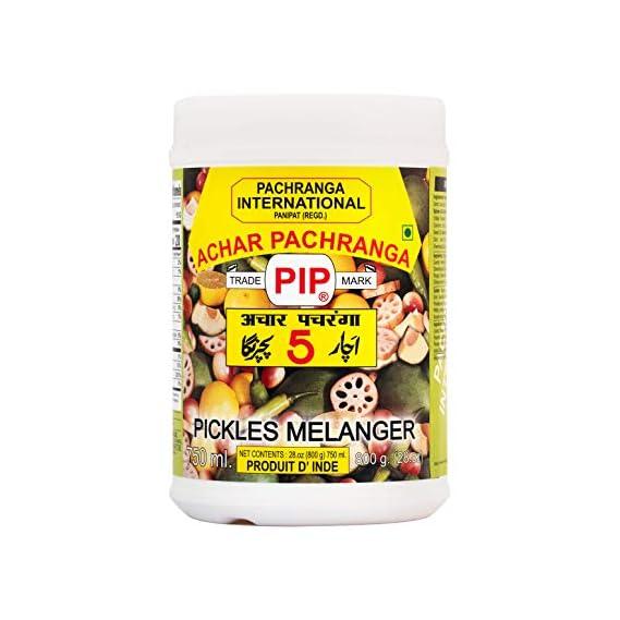 ACHAR PACHRANGA International PIP Mixed Pickle- 800gm