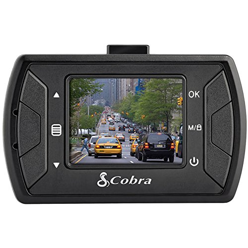 Cobra Electronics IP200 Cobra IP200 Instant Proof HD Single Channel Dash Cam from Cobra