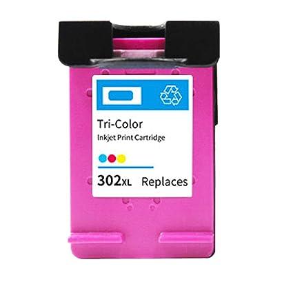 Sustituye el cartucho de tinta rediseñado más reciente para HP 302 ...