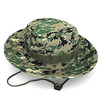 Image Unavailable. Image not available for. Color  Camouflage Bucket Hats  ... dcc49fc89dc