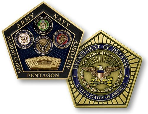 Pentagon-Department-of-Defense-Coin