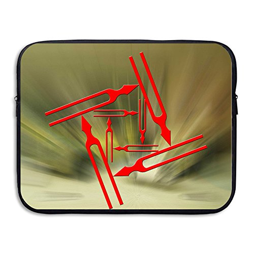 HYRONE Lovely Y Motorcycle Racers Laptop Bag For Notebook 15 Inch ()