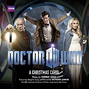 Doctor Who - A Christmas Carol: Amazon.co.uk: Music