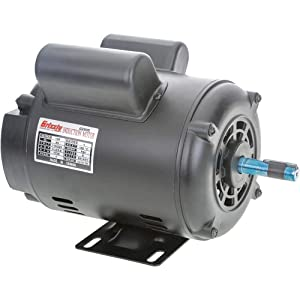 Grizzly G2905 Single-Phase Motor, 1 HP