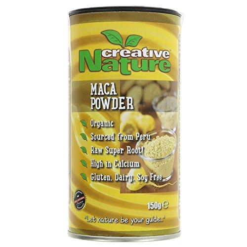 Creative Nature  Maca Powder - Organic Peruvian 150g  11 x 150g Peruvian 971ed5