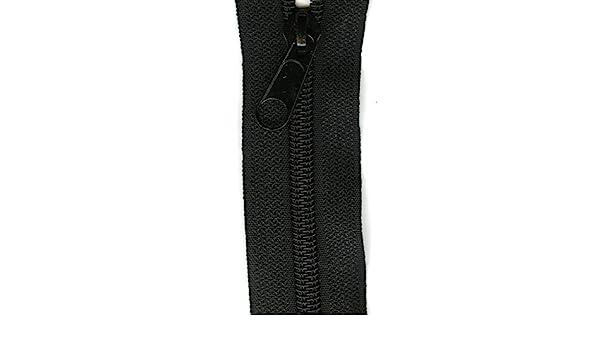 Sullivans 3-Yard Make-A-Zipper Kit Heavy Duty Black