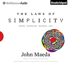 The Laws of Simplicity Audiobook