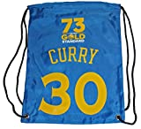 FOCO Golden State Warriors Curry S. #30 73 Wins Player Drawstring Backpack