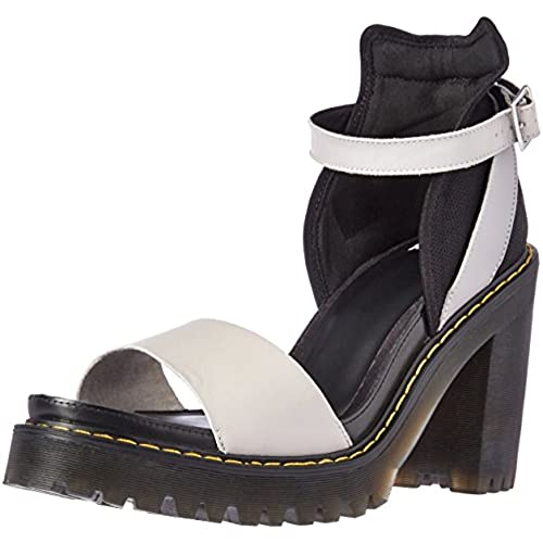 Dr Martens Santa Monica 2 Low Block Heel Sandals