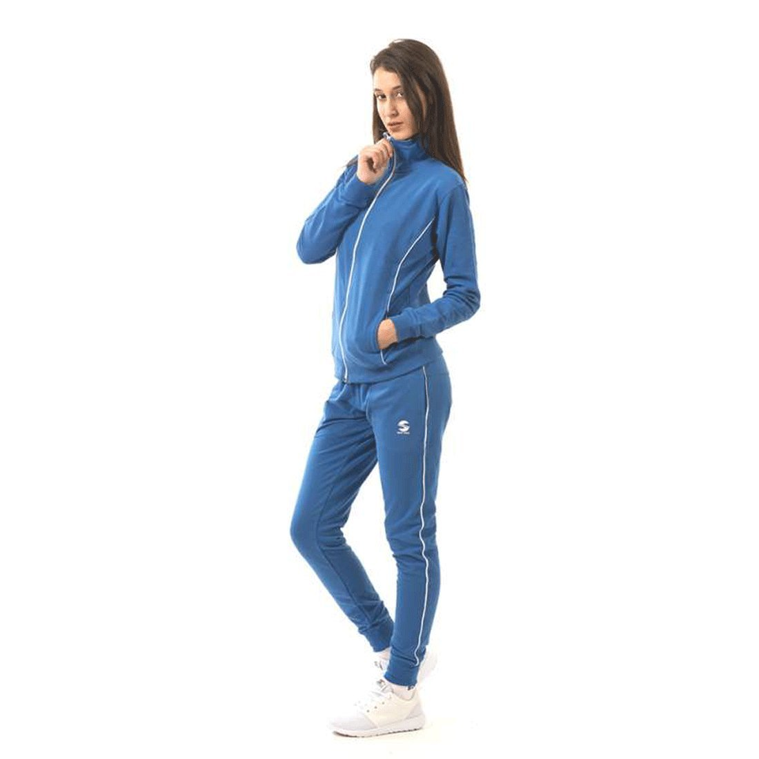 Softee Equipment CHANDAL PUNTO SOFTEE AGOS AZUL ROYAL Talla ...