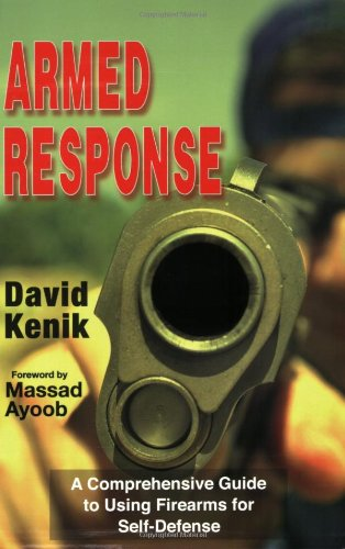 Armed Response: A Comprehensive Guide to Using Firearms for Self-Defense (Cover Masters Furniture Outdoor)