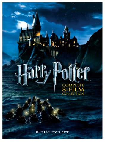 Harry Potter : The Complete 8-Film Collection