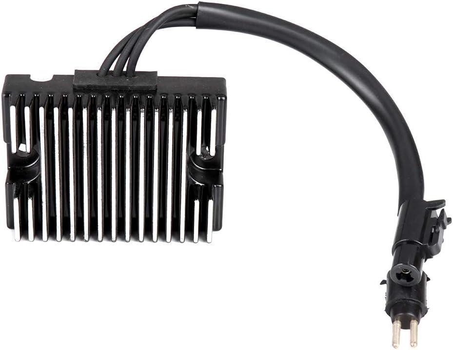 ECCPP Voltage Regulator Rectifier Fit for 1994-2003 Harley-Davidson Sportster 1200 1994-2003 Harley-Davidson Sportster 883 74523-94 H2394 49-8255 489255 Rectifier Regulator