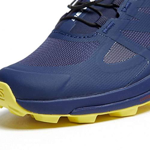 38 Mujer Pro 3 3 Trail Sense Para Azul Zapatillas Salomon Running 2 De Marino qYpTxtnP