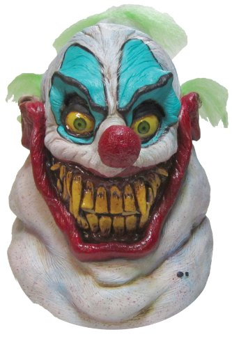 [Trick or Treat Studios Sloppy The Clown, Multi, One Size] (Trick Or Treat Costumes For Adults)