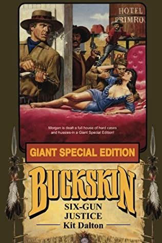 book cover of Six-Gun Justice