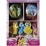 DEKOBACK 01-14-00729 Muffinset Disney Princess, 48 teilig