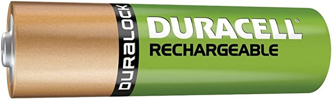 4x Duracell Stay Charged Pre Charged Ready To Use Elektronik