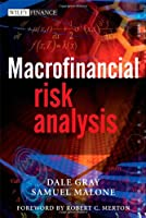 Macrofinancial Risk Analysis Front Cover
