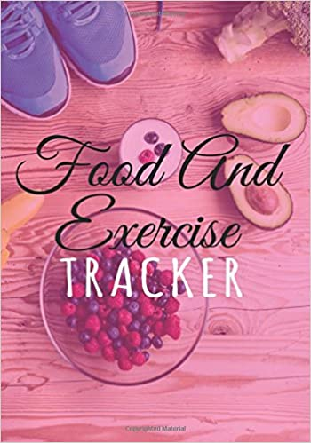 food and exercise tracker weight loss diary dartan creations
