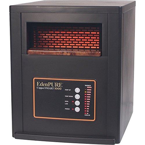 EdenPURE CopperSMART 1000 with Copper PTC