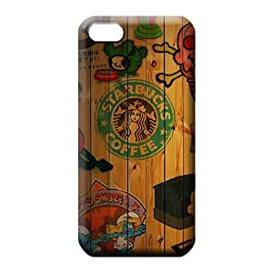 MMZ DIY PHONE CASEipod touch 4 Shock Absorbing Snap stylish phone covers starbucks coffee collage