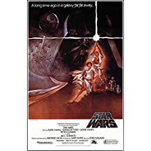 Star Wars: Episode IV - A New Hope - Movie Poster (Regular Style A) (Size: 27'' x 40'') (By POSTER STOP ONLINE)