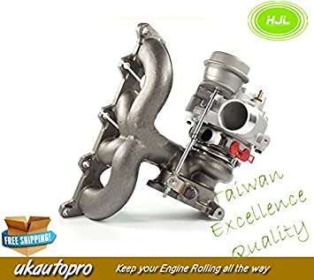Turbocompresor para Volkswagen Golf, Polo, Scirocco, Tiguan, Touran 1.4 Tsi 53039880162 K03