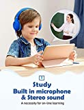 Mpow CH6S Kids Headphones with Microphone Over