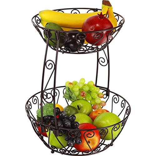 Tier Fruit Basket - 8