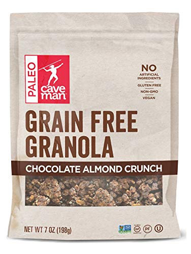 Caveman Foods Chocolate Crunch Bag, 7 Oz