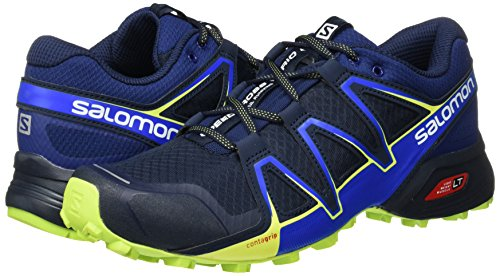 lime 2 Punch nautical Vario Trail De Hombre Para Salomon Speedcross Blue Blazer Running Calzado Azul navy Ufqwx6ZE