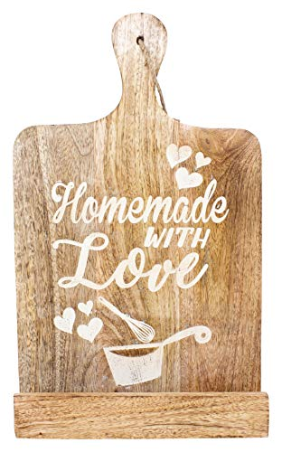 Boston Warehouse Homemade with Love Cookbook and Tablet Holder