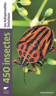 450 insectes par Heiko Bellmann