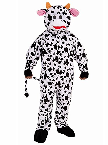 Mens 42-44 Cow Parade or School Plush Mascot (Cow Mascot)