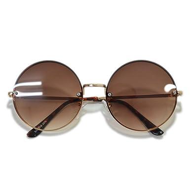 06a506dc6ac633 伊達メガネ サングラス グラデーションレンズ 大きいレンズ ダテメガネ だてめがね ボストン 丸メガネ 丸めがね