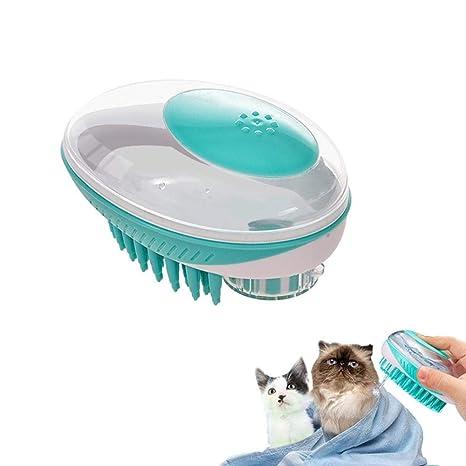 Womdee - Cepillo para Perros y Gatos, Cepillo para Perros y Gatos ...