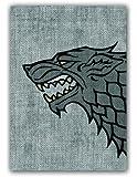 Game of Thrones HBO Art Sleeves: House Stark (Pack of 50 Sleeves)
