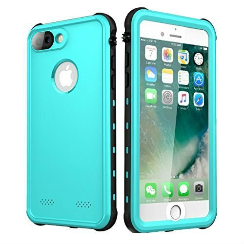 best service 08704 9f3be Waterproof Case for iPhone 7 Plus/iPhone 8 Plus, iThrough Underwater Case  for 7 Plus/5.5